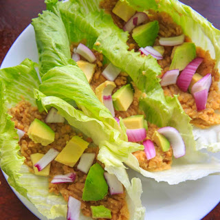 Hummus Lettuce Wraps Recipes.