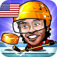 ?Puppet Ice Hockey: Pond Head ??? apk