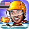Puppet Ice Hockey: Pond Head 1.0.23 Apk
