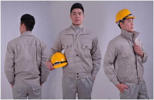 Long Châu- công ty cung cấp quần áo bảo hộ chất lượng