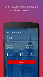 MakeMyTrip-Flights Hotels Cabs screenshot 5