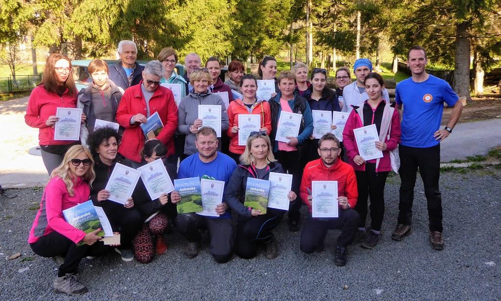 Završila opća planinarska škola