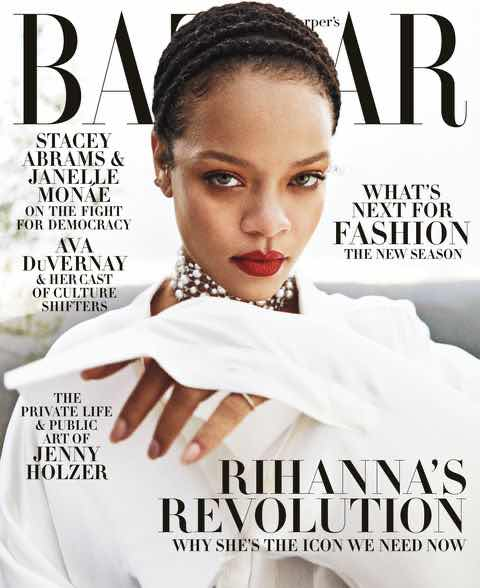 Welcome to Rihanna's Revolution