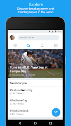 Twitter 7.7.0-beta.641 (arm64) (Android 4.2+) APK Download