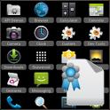 Draweroid donation key icon