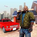 Grand Crime Gangster andreas City icon