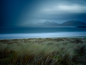 Photo: Isle of Harris, Scotland  As I was setting up for what it looked like a promising sunset shooting, the sudden storm has approached and passed in such a speed that I could only get the one image. It was a rather longer exposure of 1m36s in an attempt to capture some energy out of this. Lovely experience anyhow!