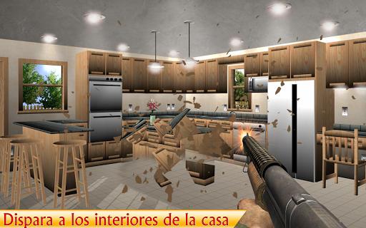 Destroy the House - Smash Interiors Home Free Game 1.9.5 Screenshots 12
