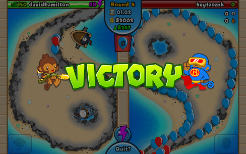 Bloons TD Battles MOD (Unlimited Medallions) [Latest] 3