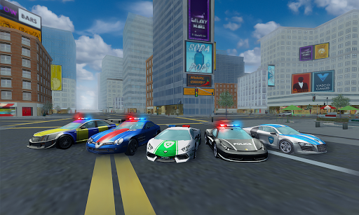 賽車遊戲必備免費app推薦|警察スーパーカー犯罪ユニットの3D線上免付費app下載|3C達人阿輝的APP