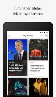 Bundle: Son Dakika Haber, Gündem, Dergi, Yazarlar Screenshot
