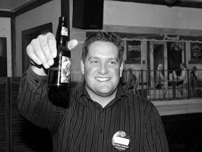 Photo: Patrick Albert, arranger of Prescott evening
