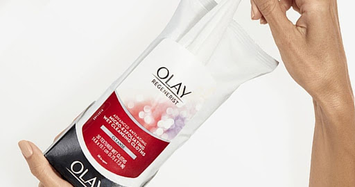 Olay Wet Cleansing Cloths 30-Count Only $3 Shipped (Regularly $7)