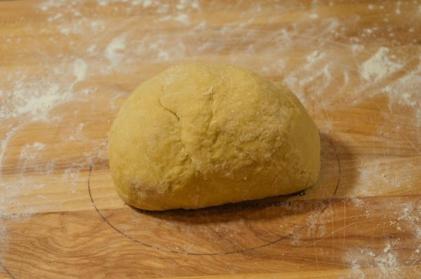 Knead the dough until elastic and smooth, about 5 to 10 minutes.