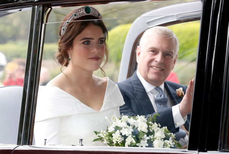Princess Eugenie Wedding.Poor Princess Eugenie Royal Wedding Starts On A Sour Note