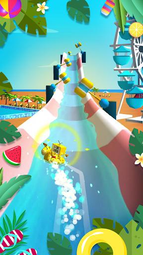 Waterpark: Slide Race apktram screenshots 4