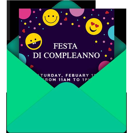 Inviti Per Feste di Compleanno 2020