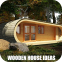 Wooden House Ideas icon
