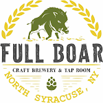 Logo for Full Boar Craft Brewery