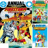 The Fury of Firestorm: Annual (1983)