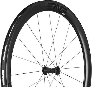 ENVE Composites SES 4.5 Wheelset - 700c, QR x 100/130mm, HG 11, Black,  Clincher, Carbon Hub alternate image 0