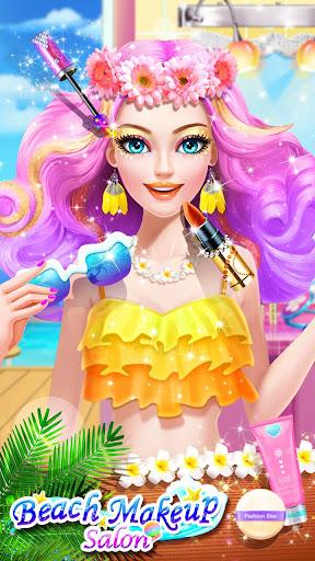 玩免費休閒APP|下載沙灘派對 – 化妝換裝遊戲 app不用錢|硬是要APP