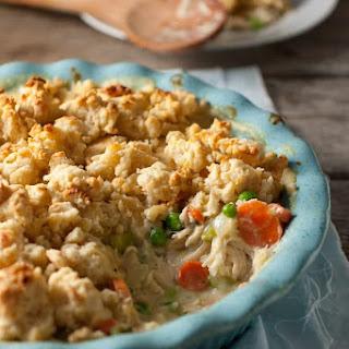 Chicken Pot Pie Crumble – My Favorite Pot Pie.