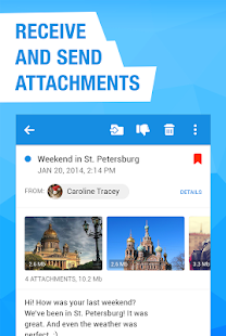 Mail.Ru - Email App- screenshot thumbnail