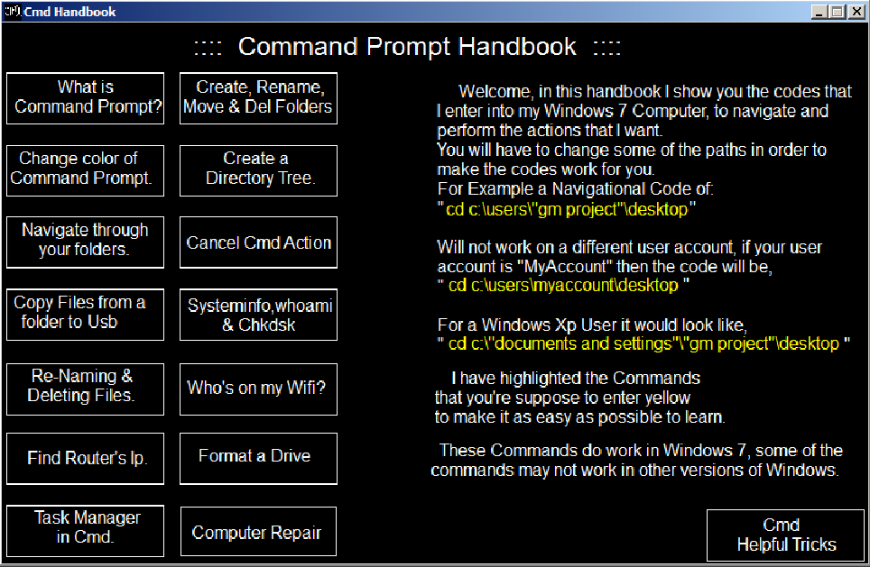 how to force delete folder from command prompt
