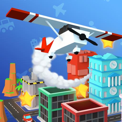 Download Arcade Plane 3D