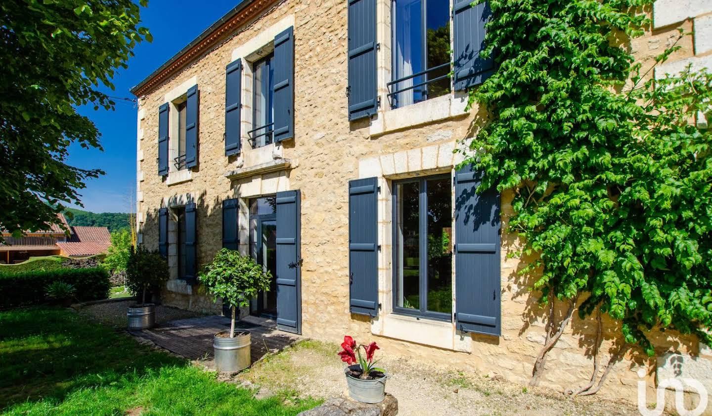 Maison avec piscine et terrasse La Roque-Gageac