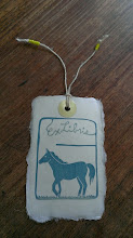 Photo: exlibris (馬)