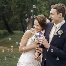 Wedding photographer Anna Merkulova (katsuragi). Photo of 27.03.2017