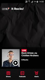 Rock FM Romania - náhled