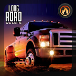 4x4 Long Road Quests Racing Icon