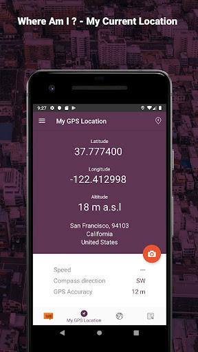 My GPS Location screenshots 2