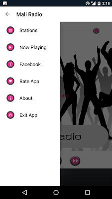 Mali Radio - screenshot