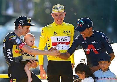 """Vingegaard had paar weken geleden nooit geloofd dat Tour-podium mogelijk was: """"Een droom die uitkomt"""""""