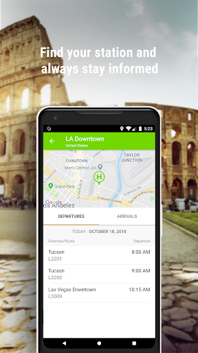 FlixBus - Smart bus travel  screenshots 4