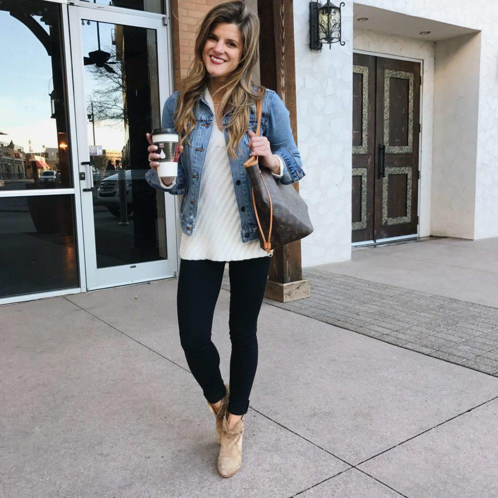 What to wear with black jeans - 30+ Black Jeans Outfit Ideas