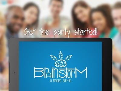 Brainstorm - a party game v1.0.1