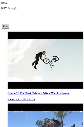 Freestyle BMX 1.10 Mod screenshots 2