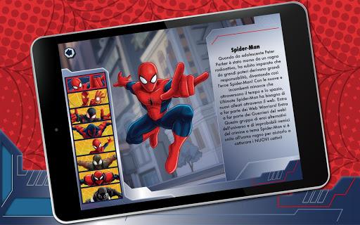 Puzzle App Spiderman 1.2 screenshots 3