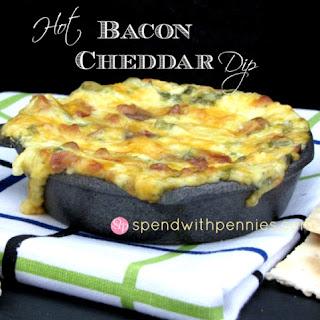 Hot Bacon Cheddar Dip