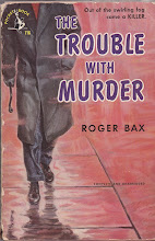Photo: Bax, Roger - The trouble with murder