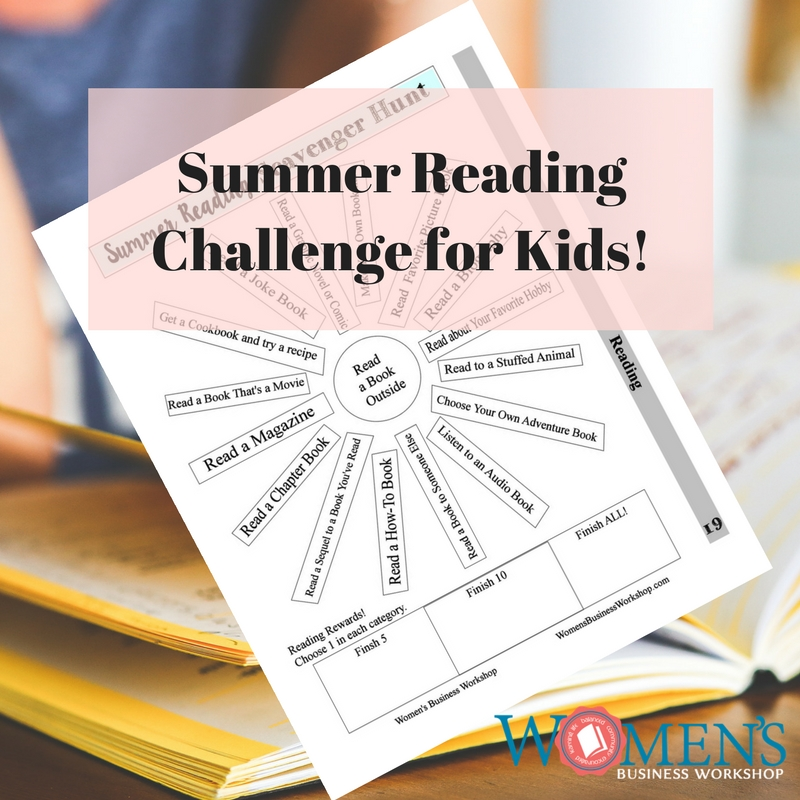 Click here to grab your free kids' reading challenge!