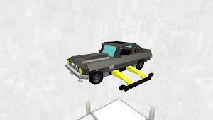 アストンマーチン V8  (007)リビングデイライツ