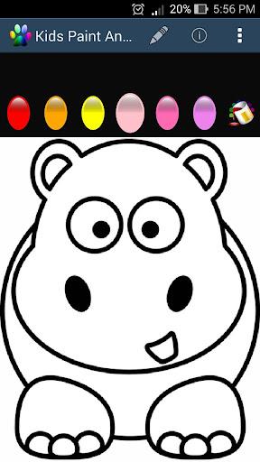 Kids Paint - Animal
