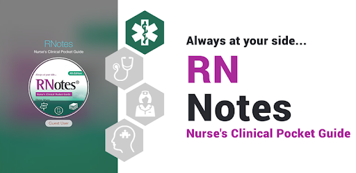 Rnotes Nurses Clinical Pocket Guide For Safety Apps On Google Play