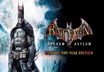 Batman Arkham Asylum GOTY [Full] [Español] [MEGA]